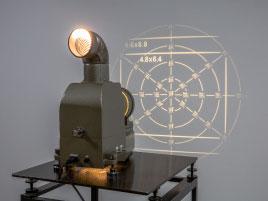 解像力投影検査機