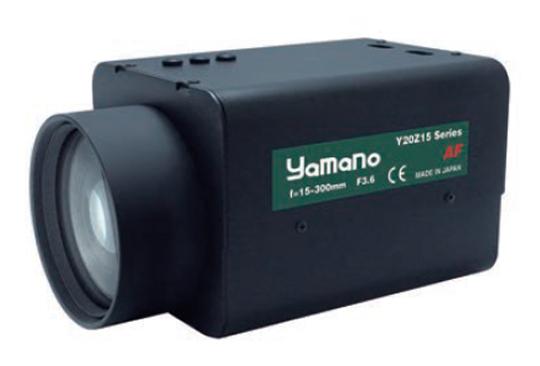 Y20Z15 (15-300mm) シリーズ