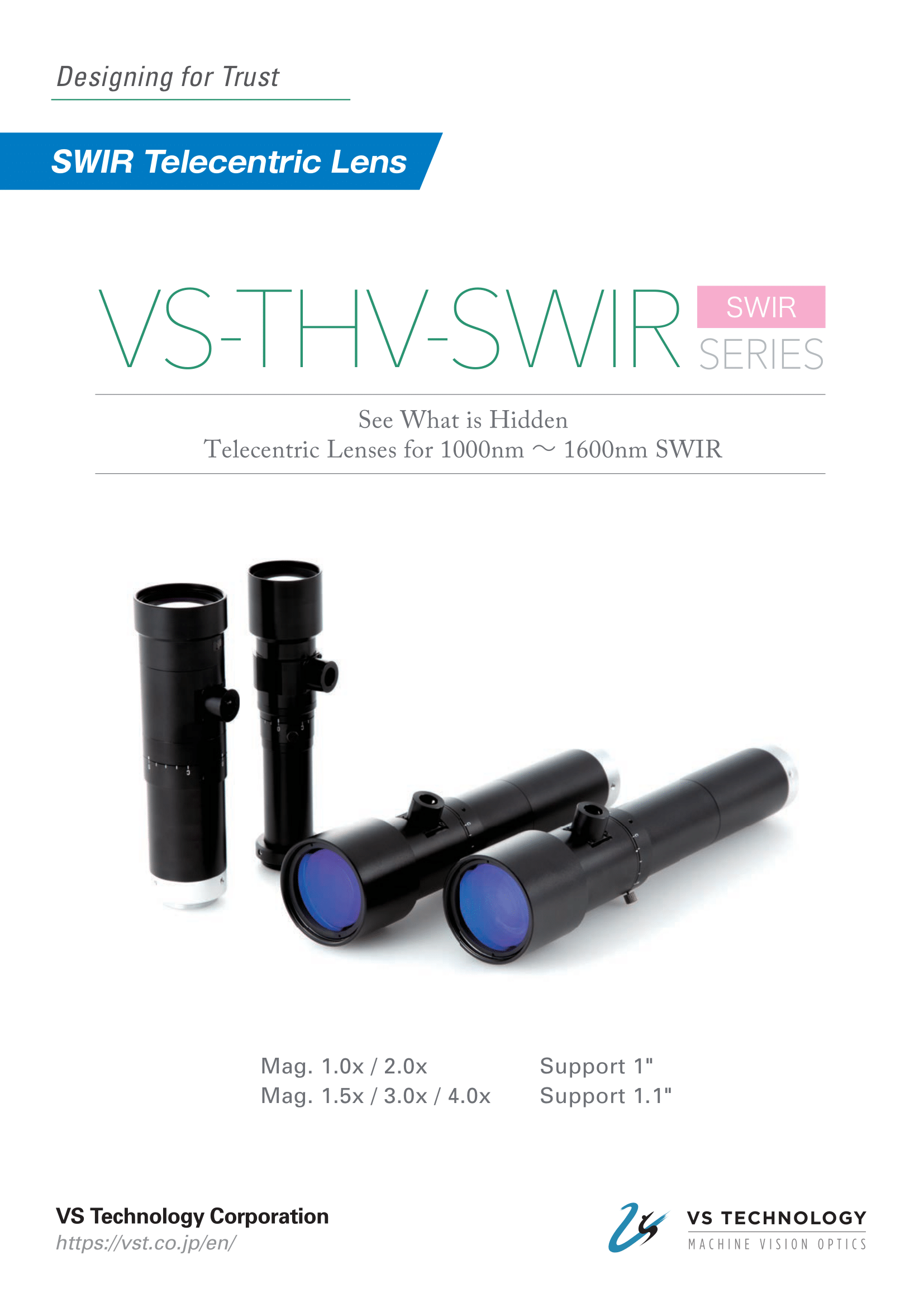 VS-THV-SWIR Series