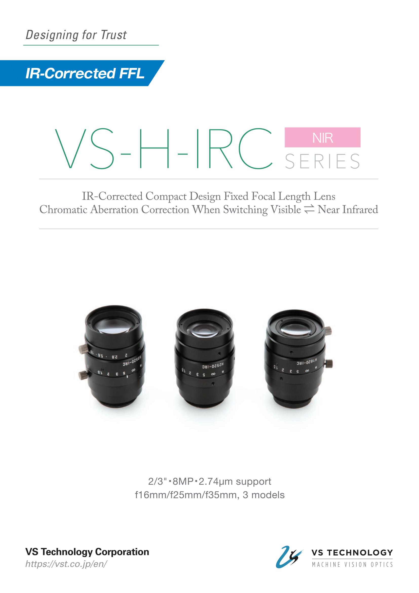 VS-H-IRC Series